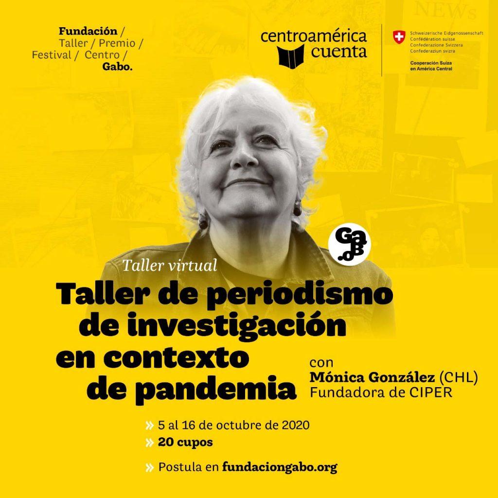 taller periodismo de investigacion