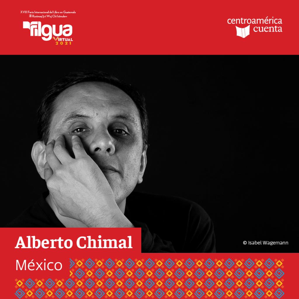 Alberto Chimal