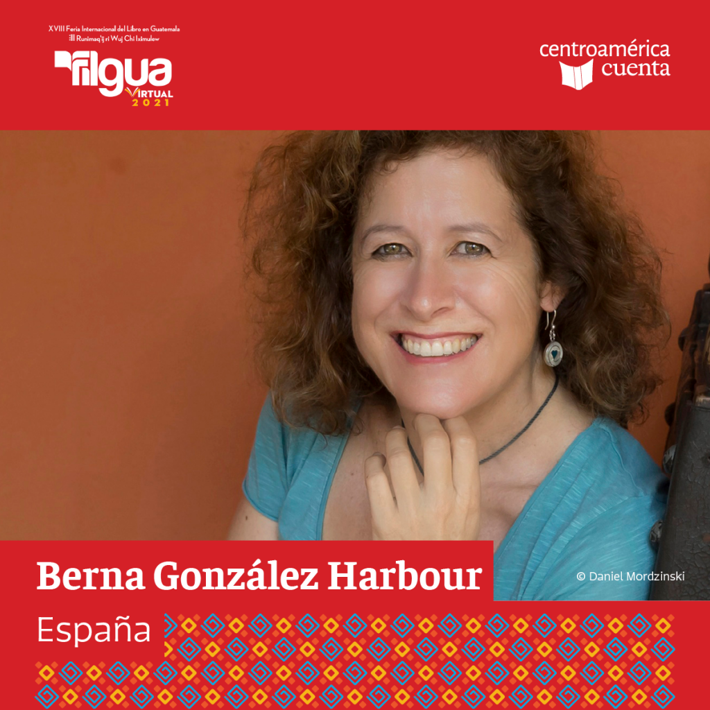 Berna González Harbour Centroamérica Cuenta 2021