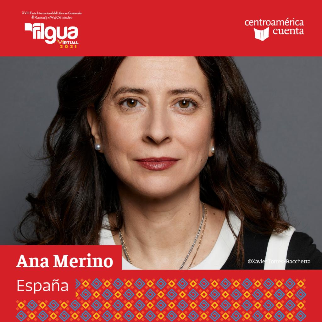 Ana Merino Centroamérica Cuenta 2021