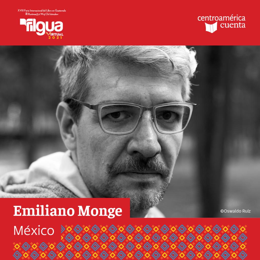 Emiliano Monge Centroamérica Cuenta 2021